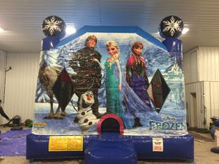 Frozen Basic Bounce