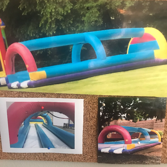 Slip and Slide (no pool)