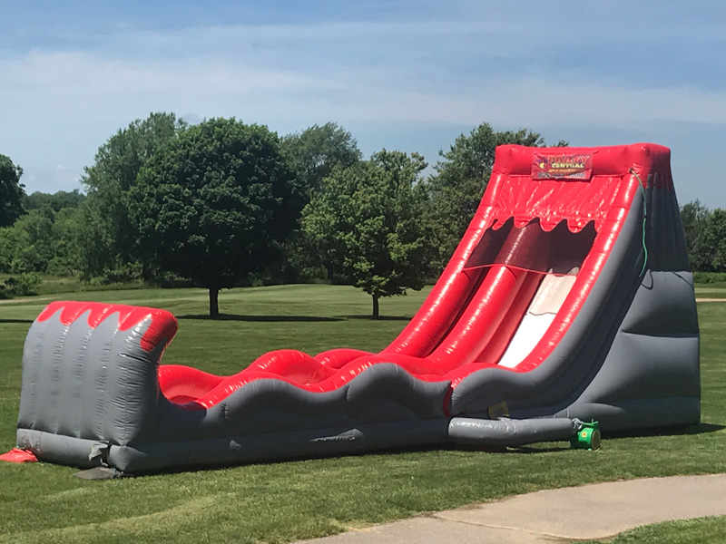 Volcano Slip - N - Slide