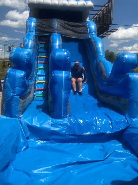 Wave Slip and Slide 18'